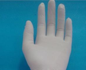 净化乳胶手套